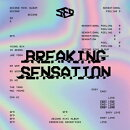 【輸入盤】2nd Mini Album: Breaking Sensation