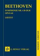 【輸入楽譜】ベートーヴェン, Ludwig van: 交響曲 第4番 変ロ長調 Op.60/新ベートーヴェン全集版/Churgin編: スタデ…