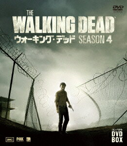 ウォーキング・デッド コンパクト DVD-BOX シーズン4 [ アンドリュー・リンカーン ]