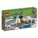レゴ(LEGO) マインクラフト 北極のイグルー 21142