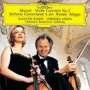 モーツァルト:協奏交響曲/ヴァイオリン協奏曲 アダージョ/ロンド