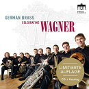【輸入盤】German Brass: Celebrating Wagner (+catalogue) (Ltd)