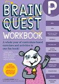 BRAIN QUEST PRE-K WORKBOOK(WITH STICKER)