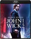 ジョン・ウィック 1+2 Blu-rayスペシャル・コレクション(初回生産限定)【Blu-ray】 [ キアヌ・リーブス ]
