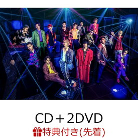 【先着特典】タイトル未定 (CD+2DVD) (特典内容未定) [ THE RAMPAGE from EXILE TRIBE ]