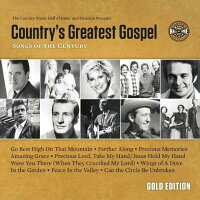 【輸入盤】Country'sGreatestGospel:GoldEdition[Various]