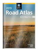 Rand McNally 2019 Road Atlas with Protective Vinyl Cover