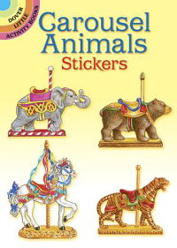 Carousel_Animals_Stickers