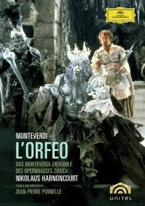 モンテヴェルディ:歌劇≪オルフェオ≫