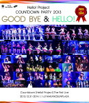 Hello!Project COUNTDOWN PARTY 2013 〜GOOD BYE & HELLO!〜【Blu-ray】