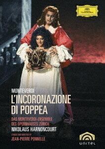 モンテヴェルディ:歌劇≪ポッペーアの戴冠≫