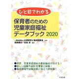 ひと目でわかる保育者のための児童家庭福祉データブック(2020)