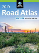 Rand McNally 2019 Midsize Road Atlas