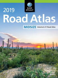 Rand McNally 2019 Midsize Road Atlas RM 2019 MIDSIZE ROAD ATLAS [ Rand McNally ]