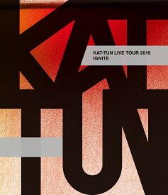 KAT-TUN LIVE TOUR 2019 IGNITE(Blu-ray 通常盤)【Blu-ray】 [ KAT-TUN ]
