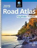 Rand McNally 2019 Easyfinder Midsize Road Atlas