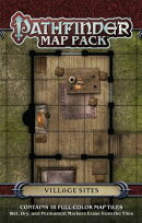 Pathfinder Map Pack: Village Sites