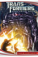 Transformers: Dark of the Moon Official Movie Adaptation, Volume 02
