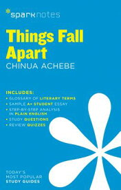 Things Fall Apart SPARKNOTES THINGS FALL APART (Sparknotes) [ Sparknotes ]