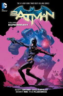 Batman Vol. 8: Superheavy (the New 52)