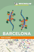 Michelin Barcelona Map & Guide