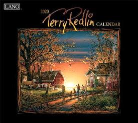 Terry Redlin: 2020 Wall Calendar 2020 WALL CAL [ Lang Companies ]