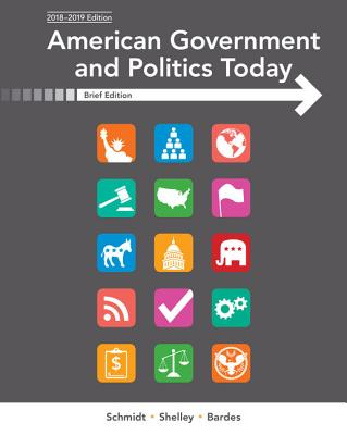 American Government and Politics Today, Brief AMER GOVERNMENT & POLITICS TOD [ Steffen W. Schmidt ]