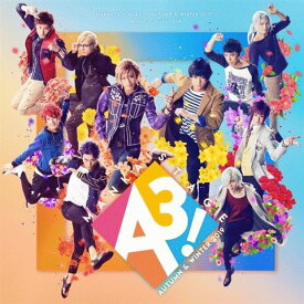 「MANKAI STAGE『A3!』〜AUTUMN & WINTER 2019〜」MUSIC Collection [ (ゲーム・ミュージック) ]