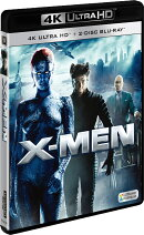 X-MEN <4K ULTRA HD+2Dブルーレイ/3枚組>【4K ULTRA HD】