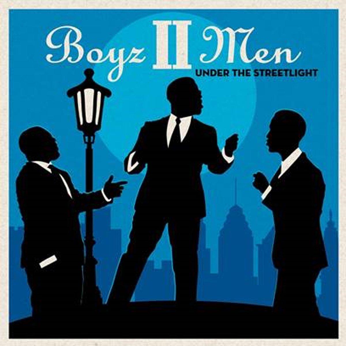【輸入盤】Under The Streetlight [ Boyz II Men ]