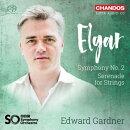 【輸入盤】交響曲第2番、弦楽セレナード エドワード・ガードナー&BBC交響楽団