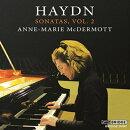 【輸入盤】ピアノ・ソナタ集 第2集 アン=マリー・マクダーモット