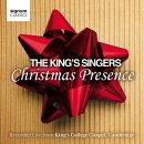 【輸入盤】『クリスマス・プレゼンス』 キングズ・シンガーズ