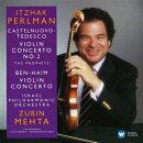 【輸入盤】カステルヌオーヴォ=テデスコ:ヴァイオリン協奏曲第2番、ベン=ハイム:ヴァイオリン協奏曲 パールマ…