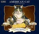 American Cat[[ 2018 Wall Calendar