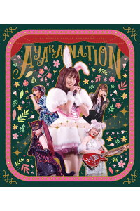 AYAKA-NATION2019inYokohamaArenaLIVEBlu-ray【Blu-ray】[佐々木彩夏]
