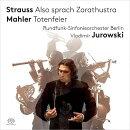 【輸入盤】R.シュトラウス:ツァラトゥストラはかく語りき、マーラー:葬礼、交響的前奏曲 ヴラディーミル・ユロフ…