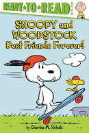Snoopy and Woodstock: Best Friends Forever!