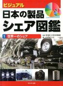 ビジュアル日本の製品シェア図鑑(1)