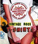 VINTAGE ROCK T:SHIRTS(P)