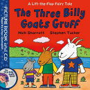The Three Billy Goats Gruff [With Audio CD]