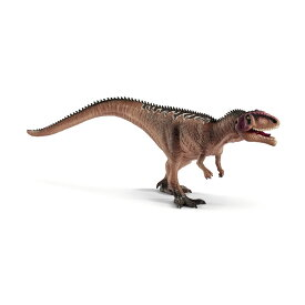 15017 シュライヒ (Schleich ) 恐竜 ギガノトサウルス(ジュニア)