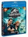 ジュラシック・ワールド/炎の王国 ブルーレイ+DVDセット【Blu-ray】 [ クリス・プラット ]