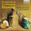 【輸入盤】クラリネットのための作品全集 バンディエーリ、ジェンティーレ、ローマ四重奏団、他(2CD)