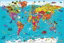 Collins Children's World Map MAP-COLLINS CHILDRENS WORLD MA [ Collins Uk ]