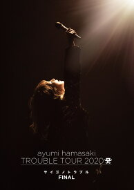 ayumi hamasaki TROUBLE TOUR 2020 A(ロゴ) 〜サイゴノトラブル〜 FINAL(スマプラ対応) [ 浜崎あゆみ ]