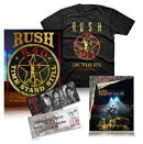 【輸入盤】Time Stand Still: Blu-ray + Deluxe Merch Bundle (Blu-ray+t-shirt+lithograph+collector Ticket)(L Size)(Ltd)