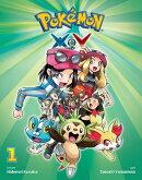 Pokemon X-Y, Vol. 1