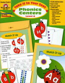 Phonics Centers Level A: EMC 3327