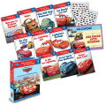 Reading Adventures Cars Level 1 Boxed Set [With 86 Stickers and Parent Letter, and Achievement Certi